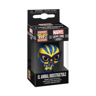 Funko POP Keychain: Marvel Luchadores - Wolverine  [HRAČKA]